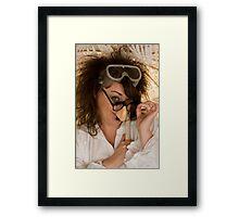 ~ tania rose ~ Framed Print