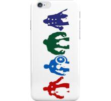 Fab 4 iPhone Case/Skin