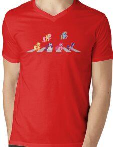 My Little Beatles 2 Mens V-Neck T-Shirt