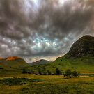 Glen Etive by Przemek Czaicki