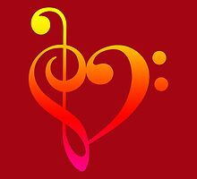 Love Music (Warm Colors) by Mirisha
