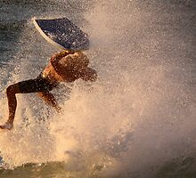 Surf's Up - Cottesloe Beach by GMerks