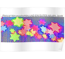 Pop Art Stars 1 (Deutsch) Poster