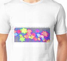 Pop Art Stars 1 (Deutsch) Unisex T-Shirt
