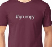"""Grumpy"" Hashtag Unisex T-Shirt"