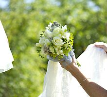 Big Day Wedding Bouquet by Neil Clarke