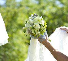 Big Day Wedding Bouquet by Neil Clarke