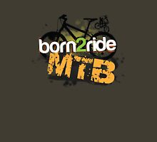 Born 2 Ride MTB Unisex T-Shirt