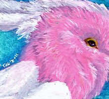 Painted Cockatoo by Lacey 'Tak' Ewald