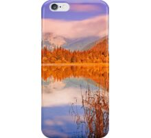 Indian Summer at Dürrsee iPhone Case/Skin