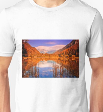 Indian Summer at Dürrsee Unisex T-Shirt