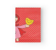 Little Riding Red Hood Hardcover Journal