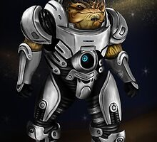 Grunt Mass Effect by libby95