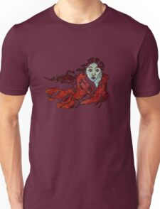 The Chase - Running Away From Fear Unisex T-Shirt
