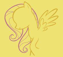 Fluttershy Outline
