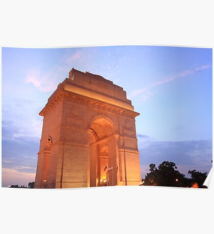 India Gate Poster