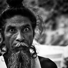 """The Sadhu"" - The Common Man Series by Biren Brahmbhatt"