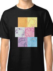 6 Main_squares 1 Classic T-Shirt