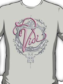 "Vidi - ""I saw"" T-Shirt"