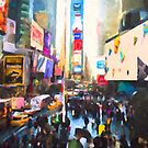 Times Square by Chris Armytage™