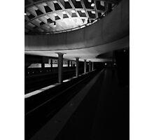 Washington in silence  Photographic Print