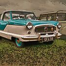 1957 Austin Metropolitan by Aggpup