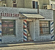 Coolidge, Az Barber Shop by DeNuni