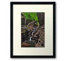 The Glen Framed Print