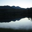 Mountain Silhouettes by PPPhotoArt