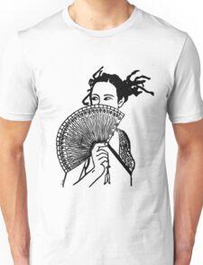 """""""Geisha Girl"""" Clothing Unisex T-Shirt"""