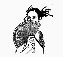 """Geisha Girl"" Clothing Womens Fitted T-Shirt"