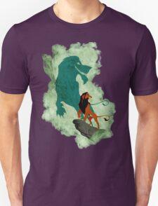 Scar smoke Unisex T-Shirt