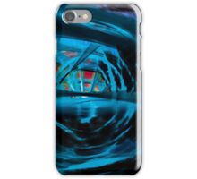 spiral energy iPhone Case/Skin