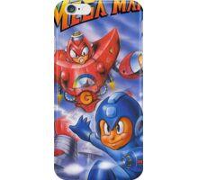 megaman 5 iPhone Case/Skin