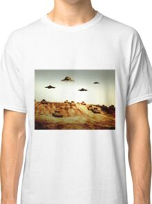 WWII What If Classic T-Shirt