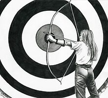 The Target by Mike Cressy