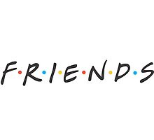Friends Logo by IMadeUReadThi