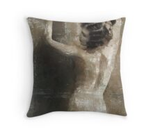 Watch Me by Mary Bassett Throw Pillow