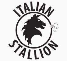 Italian Stallion Kids Clothes