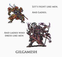 Gilgamesh by Ryan Bamsey