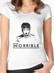 Dr. House's Horrible Sing-Along Women's Fitted Scoop T-Shirt