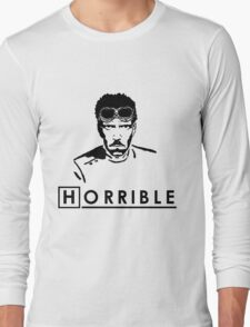 Dr. House's Horrible Sing-Along Long Sleeve T-Shirt