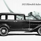 1932 Oldsmobile by garts