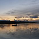 Evening Calm ,Burtonport Harbour, Donegal,Ireland by mikequigley