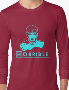 Dr. House's Horrible Sing-Along Glow Long Sleeve T-Shirt