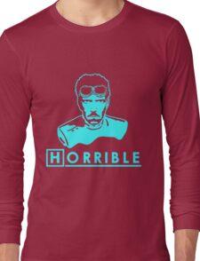 Dr. House's Horrible Sing-Along Glow Long Sleeve T-Shirt