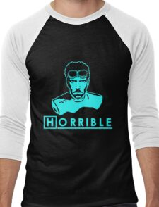 Dr. House's Horrible Sing-Along Glow Men's Baseball ¾ T-Shirt