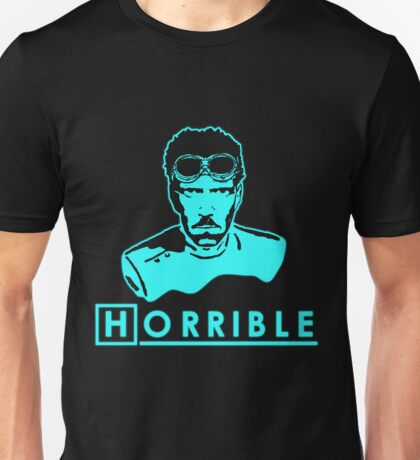 Dr. House's Horrible Sing-Along Glow Unisex T-Shirt