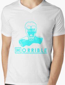 Dr. House's Horrible Sing-Along Glow Mens V-Neck T-Shirt