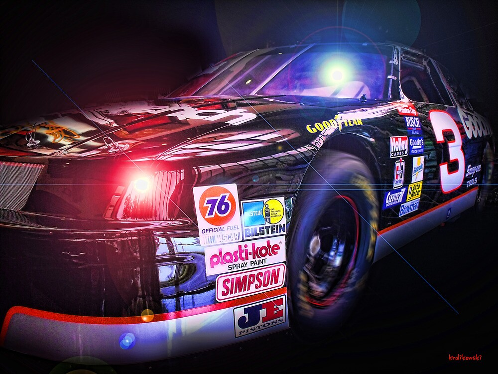 The Need For Speed - 3 by Kenneth Krolikowski